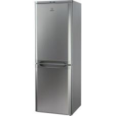 Хладилник с фризер Indesit NCAA 55 NX