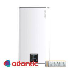 Бойлер ATLANTIC Steatite CUBE 100 л бял Wi-Fi