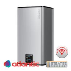 Бойлер ATLANTIC Steatite CUBE 150 л Silver Wi-Fi