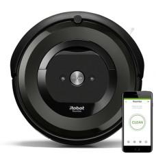 Прахосмукачка робот IRobot Roomba e5 Black