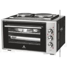 Малка готварска печка Gamalux I 28HP 2 двойно стъкло