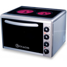 Малка готварска печка Елдом МГП 201 VFB